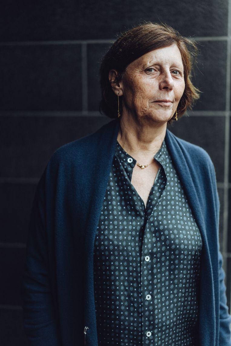Ingrid De Jonghe: 'Als een jongere te horen krijgt dat hij op een wachtlijst belandt, haakt hij af. Voor veel jonge mensen is het zo al moeilijk genoeg om de stap naar de hulpverlening te zetten.' Beeld Thomas Sweertvaegher