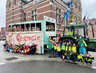 Ballonnen, fluokledij en een carnavalswagen: KLJ Oostmalle viert nationale KLJ-dag
