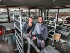 Zelfbouw is booming: Marion en Sjoerd hadden nog nooit geklust, maar bouwden penthouse