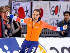 'Megatrotse' Nuis knokt zich op 1500 meter naar titel van de veerkracht