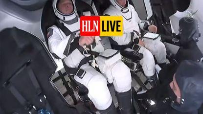 LIVE. Astronauten zitten in Crew Dragon-capsule voor nieuwe poging historische lancering Amerikaanse raket, volg hier alle ontwikkelingen