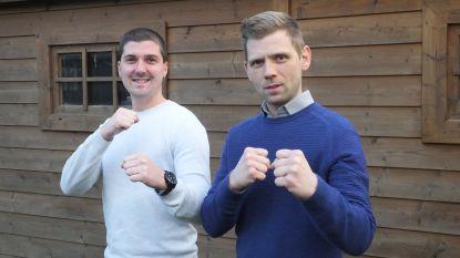Andries (39) en Ben (31) beginnen zelfverdedigingscursus voor vrouwen