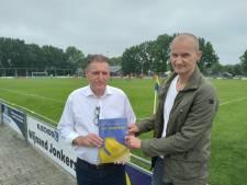 Jubileumboek VV Kerkwijk voor elk huishouden in Kerkwijk en omgeving; schaarse maar memorabele sportieve hoogtepunten