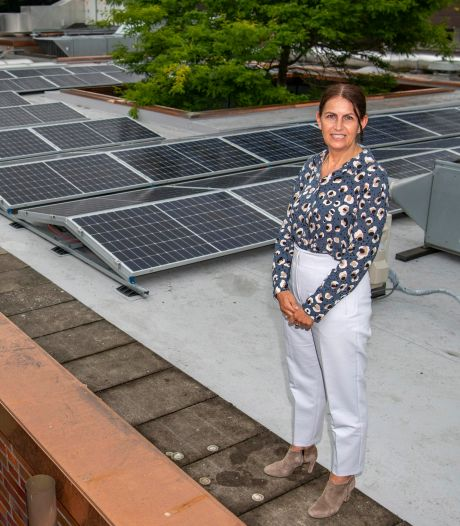 Dak vol zonnepanelen, ovenwarmte hergebruikt:  Crematorium Tilburg gaat na verbouw bewuster om met energie