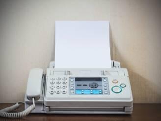 """Japanners willen fax massaal behouden: """"E-mail is niet veilig"""""""