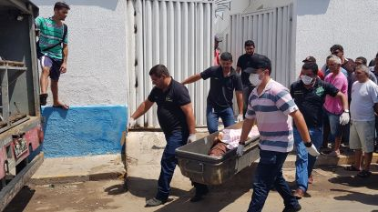 Veertien doden bij bankoverval in Brazilië