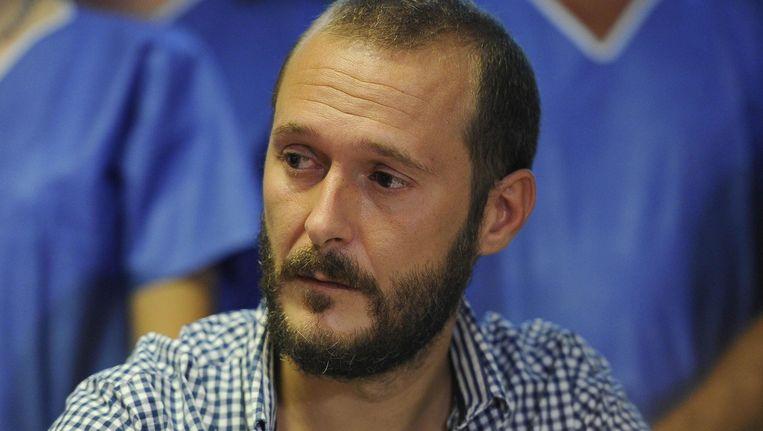 Stefano Marongiu werd vandaag ontslagen uit het ziekenuis.