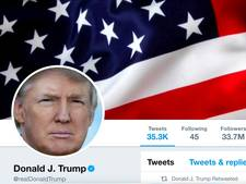Twitter-medewerkster haalt account Trump korte tijd uit de lucht