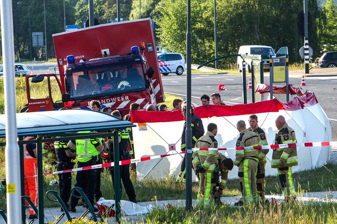 Dodelijk ongeval in Deventer