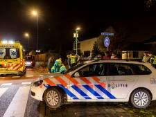 Fietser geschept op oversteekplaats Dongen, krijgt eerste hulp van omstanders