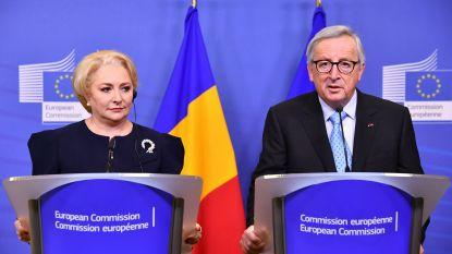 Juncker heeft, enkele dagen voor start, twijfels over Roemeens EU-voorzitterschap
