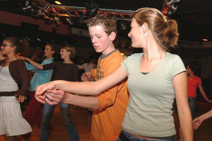 IPTCBron  Peter van Trijen  detailfoto uit 't weekend dansen bij dansschool tiggelman in breda.foto peter van trijen