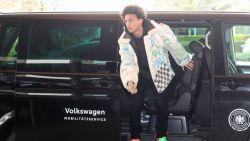 Sané duikt op bij Mannschaft in outfit van 25.000 euro