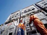 GVT bouwt stelling langs Tilburgs spoor om koelcontainers op temperatuur te houden