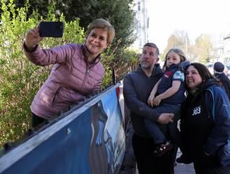 Verkiezingen in Schotland gezien als officieus referendum over onafhankelijkheid
