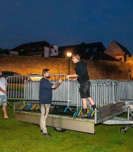 Harderwijkse coronabetoging tóch op de Wijde Wellen: 'Het wordt een vrolijk protest'