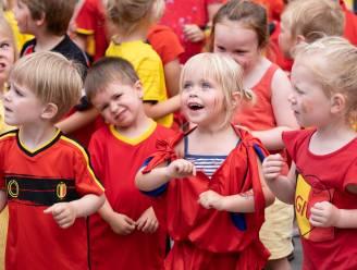 Rode Duivels dagen Brakel uit om woensdag deel te nemen aan de Red Challenge van VTM Nieuws en HLN.be
