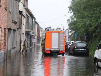 Verschillende huizen in Berlare krijgen water naar binnen na hevige regenval