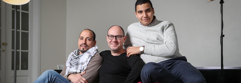 '99,9 procent van de moslims zorgt níét voor problemen' Beeld