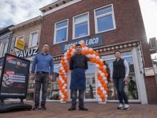 Nieuw in Zevenbergen: sushi 'van de Chinees'