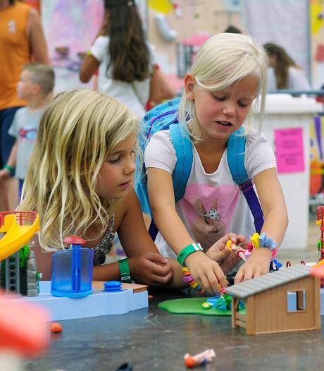 Speel-in: Kind jonger dan 6 liever niet meenemen