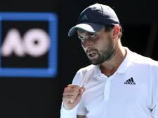 Grand Slam-debutant Aslan Karatsev schrijft geschiedenis in Melbourne