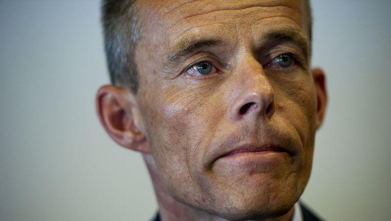 KNGU-topsportmanager Hans Gootjes op een foto uit 2010. Beeld ANP