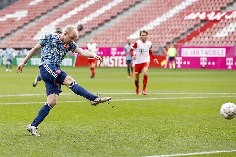 Davy Klaassen  Beeld ANP