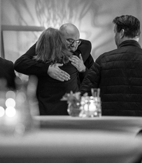 Afscheid van een vertrouwd gezicht in Wijchen: wie wilde kon nog één keer gedag zeggen tegen Geert Sanders