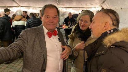 Feestcomité Leupegem toost met inwoners op het nieuwe jaar