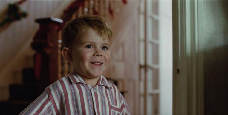Elton John in John Lewis commercial. Beeld  RV