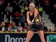 Fed Cup: la Belgique, 12e au classement mondial, gagne deux places