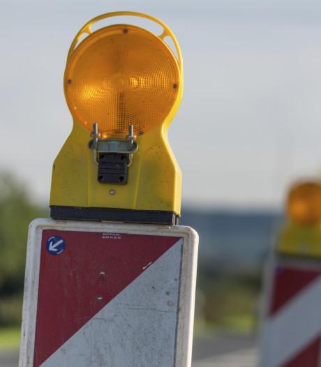 Automobilisten naar Terneuzen moeten kilometers omrijden