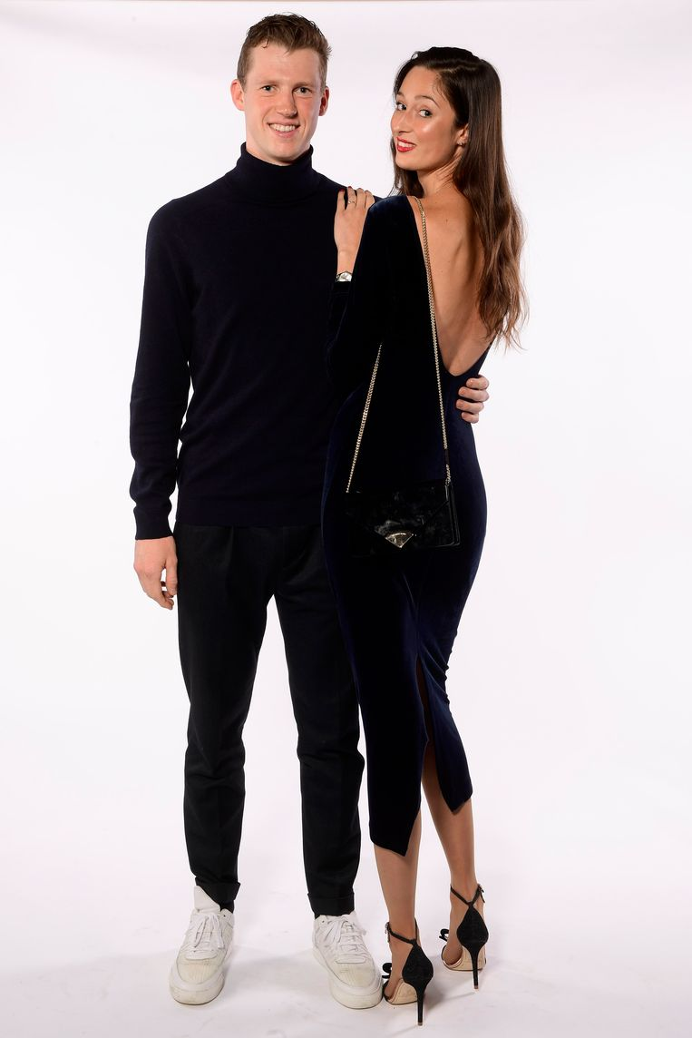 Nathan Van Hooydonck & Alicia Cara.