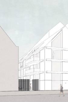 Vóór corona zou Veemarktkwartier nóg een kantoor krijgen, wordt nu wooncomplex: 'Het thuiswerken bevalt goed'