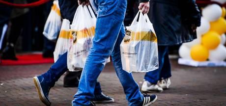 D66 en GroenLinks pleiten voor totaalverbod op plastic tasjes