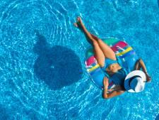 Zwembaden en trampolines voor in de tuin niet aan te slepen