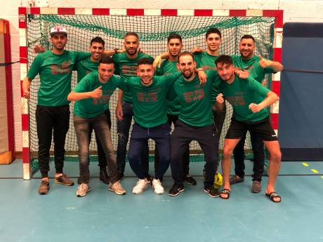 Sporting Harderwijk promoveert naar eerste divisie