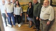 Kunstschilder Leon Beel herdacht met gedenkplaat en tentoonstelling