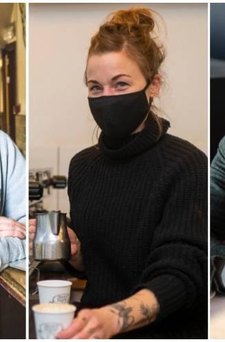 """Cafébaas, barista en sterrenchef tellen met gemengde gevoelens af naar 1 mei: """"Nu hopen dat er niet nog 20 regeltjes volgen"""""""