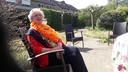 Addie van Welie-Thijssen in Dreumel kreeg een lintje.