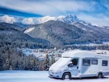 Wintersport met de camper wint aan populariteit