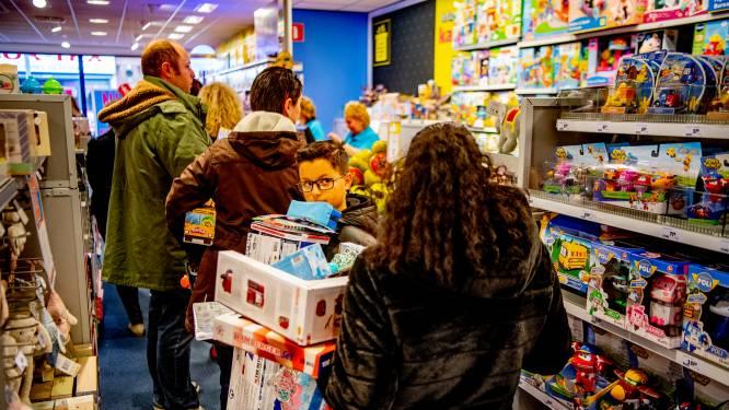 Sint en Kerstman moeten diep in buidel tasten: speelgoed tot wel 75 procent duurder