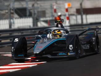 Stoffel Vandoorne geeft op in Formule E-manche van Monaco