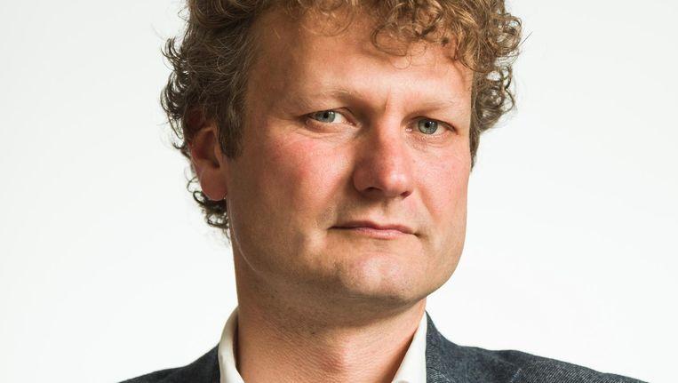 Roderik van Grieken: 'Iedere politicus heeft een houdbaarheidsdatum. Ik denk dat Rutte deze campagne nog kan winnen, maar dat dat de laatste keer is.' Beeld Peter Lipton