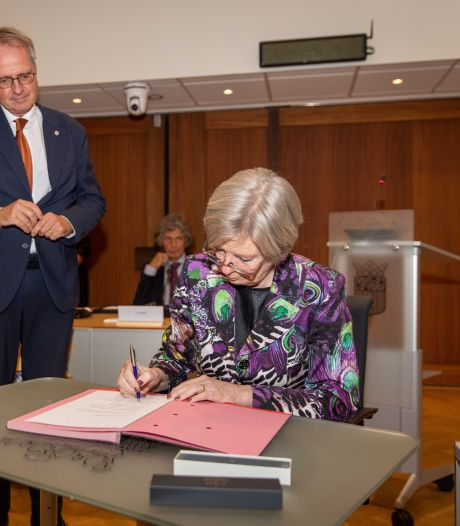 Makkie voor Polman: waarnemend burgemeester Petra van Wingerden was niet lastig naar Reimerswaal te lokken