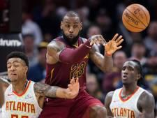 Wéér dreun voor Cleveland Cavaliers