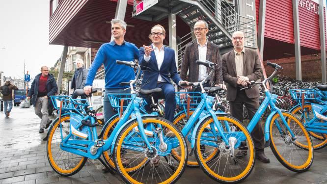 Van Kaprijke tot Lochristi: regio Gent rolt grootschalig deelfietsensysteem uit