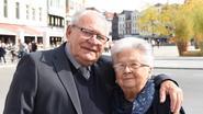Walter en Lauretta 65 jaar gehuwd