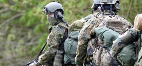 Elitekorps Duits leger weer in opspraak: leider liet meenemen munitie en explosieven onbestraft